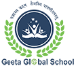 Geeta Global School Logo